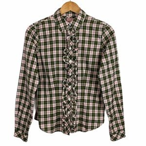 Thomas Pink Jermyn Street London Plaid Shirt
